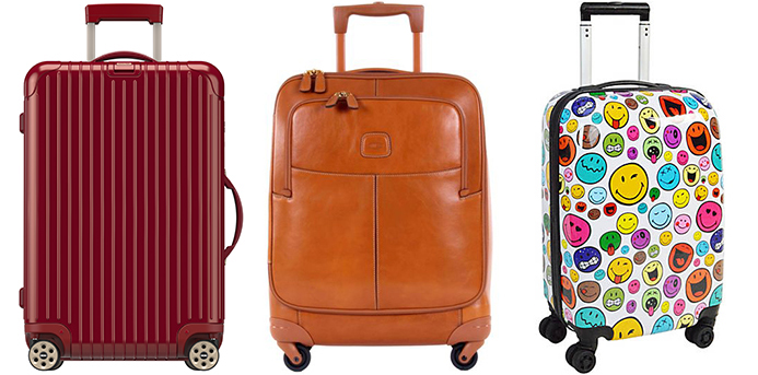 8 of the Best Pieces of Luggage for Every Kind of Trip