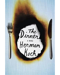 books made into movies: The Dinner by Herman Koch