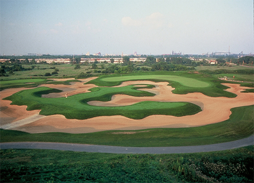 public golf courses: Harborside International, Chicago