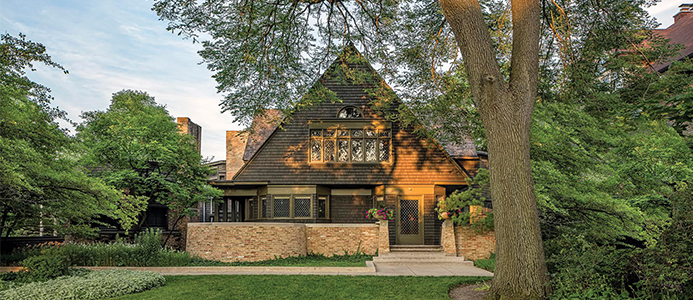 Weekend 101 (Chicago): Open House Chicago (Frank Lloyd Wright Home and Studio)