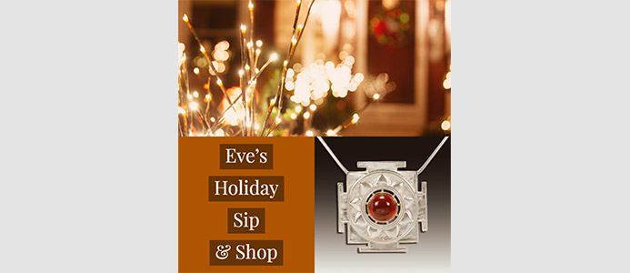 Weekend 101 (Chicago): Holiday Sip and Shop at Eve J. Alfille