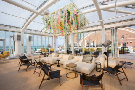 New in Town: The Biggest Rooftop Bar in America, Plus More Must-Try Restaurants in Chicago