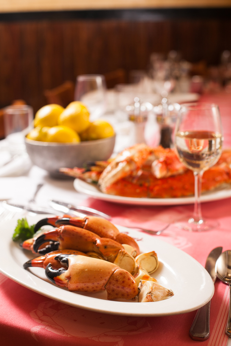 Chicago Restaurants: Shaw's Crab House