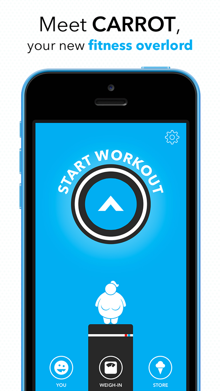 Mental Health Apps: CARROT Fit
