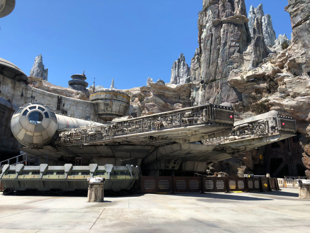 Walt's Pilgrimage Disneyland Galaxy's Edge