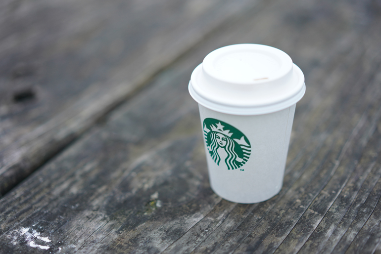 home value: a starbucks opens up
