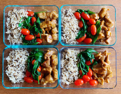 9 Meal-Prep Hacks From Nutrition Experts
