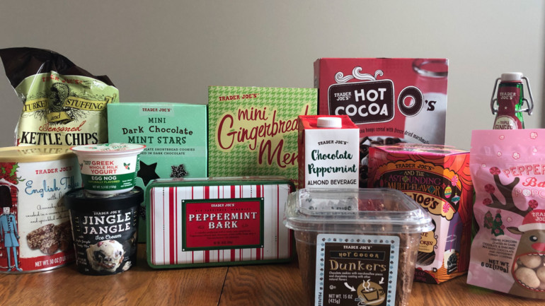 13 Naughty and Nice Holiday Products From Trader Joe's