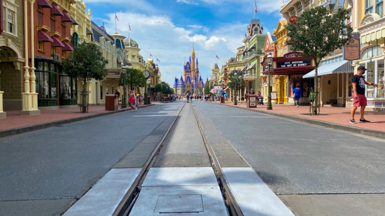 Walt Disney World Reopening Brooke Geiger McDonald